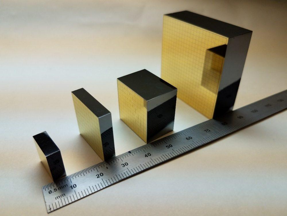 CZT-cadmium zinc telluride detectors