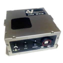 Kromek DMatrix CZT based gamma ray imager unit