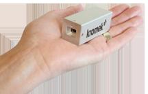 GR1 CZT based spctrometer