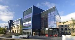 Kromek Huddersfield radiation detector lab