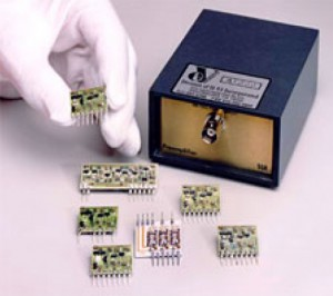 preamplifiers for radiation detectors