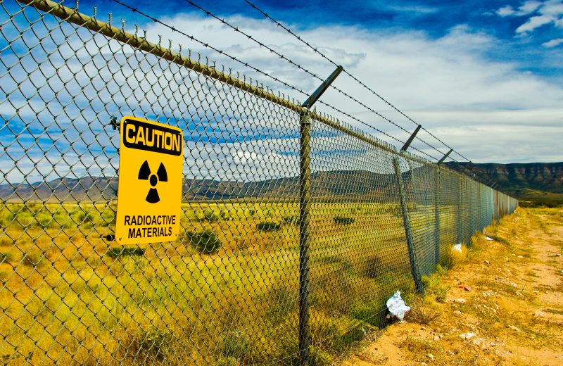Radioactive material found in Ankara – well not quite