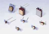 CZT mounts for radiation detectors