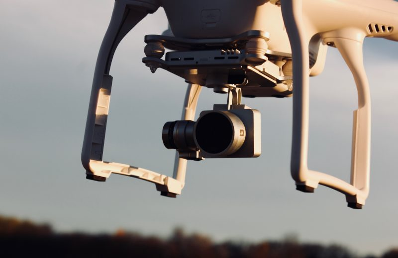 Kromek radiation detectors are used on drones