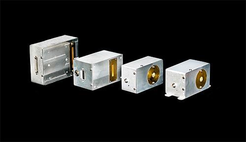 CZT bone mineral detectors