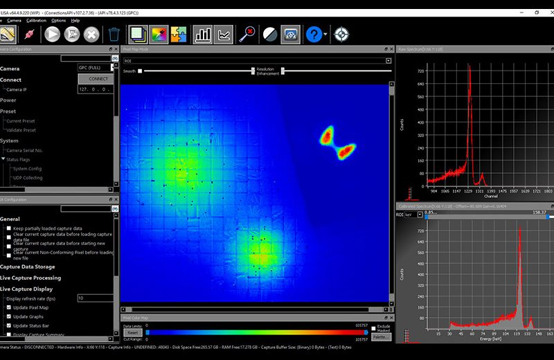 LISA live imaging and scanning software released