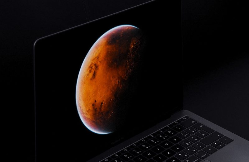 Kromek user story NASA Mars Discovery