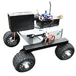 RadRover radiation detection UGV rover