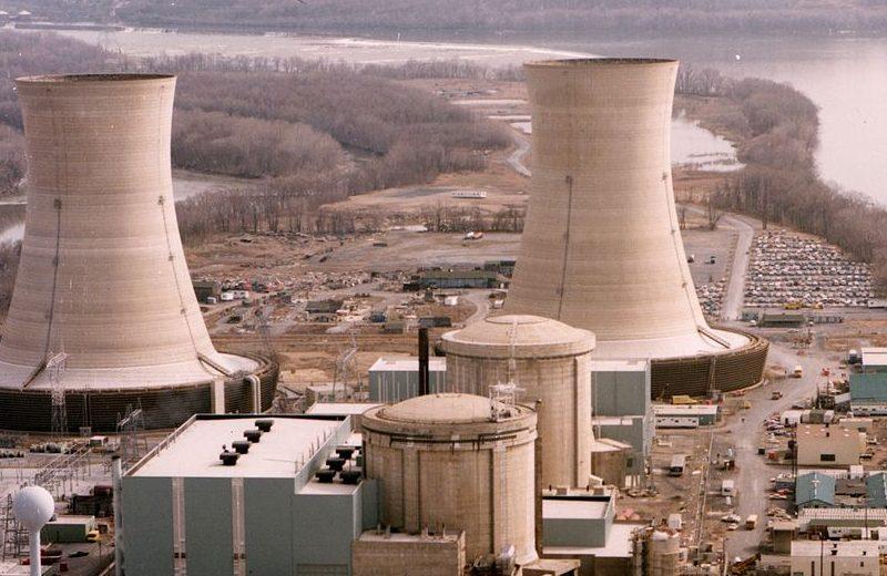 Three Mile Island nuclear plant TMI 2