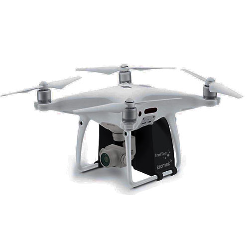 D3S Drone radiation detector