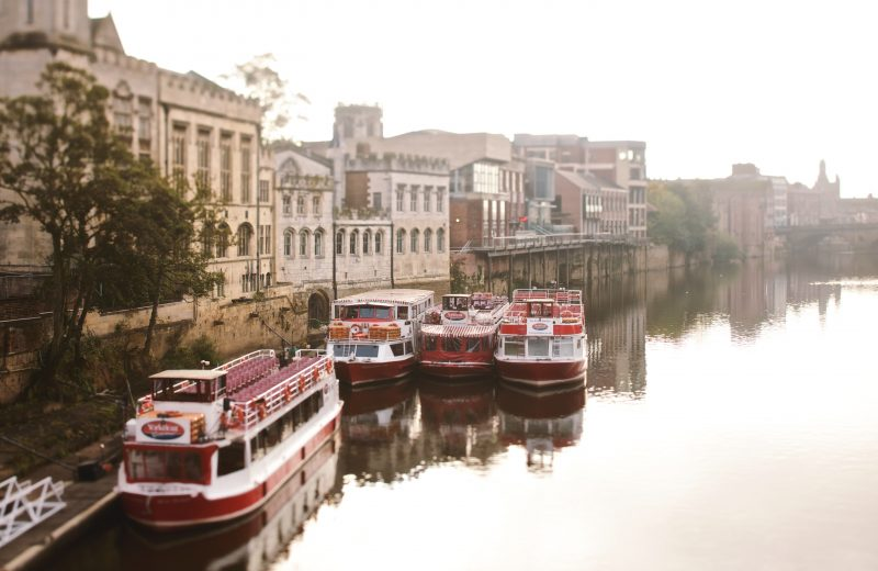 River Ouse, York, Yorkshire