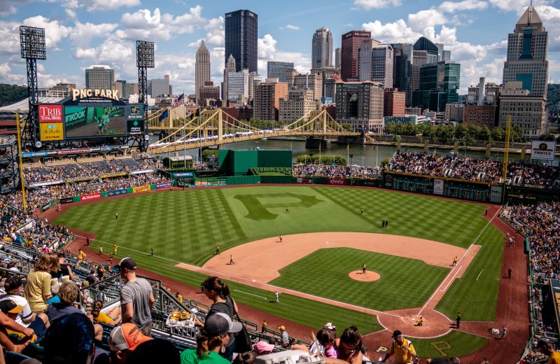 PNC Park, Pittsburgh, United States