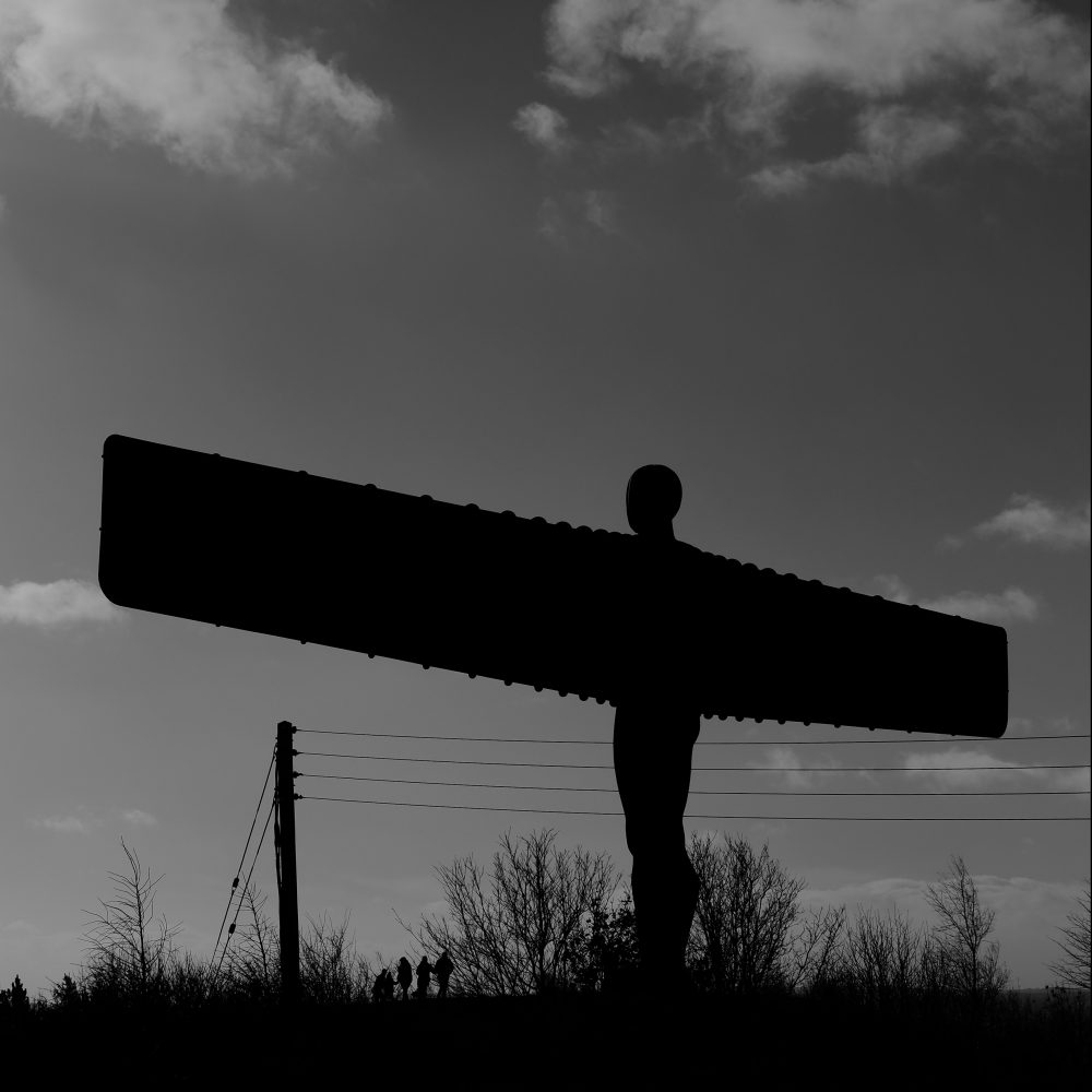 Angel of the North, Gateshead, County Durham