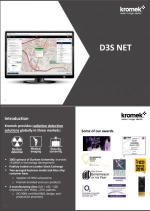 D3S NET Presentation