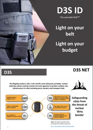 D3S Presentation