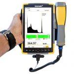 Raymon10 handheld gamma radiation detector spectrometer