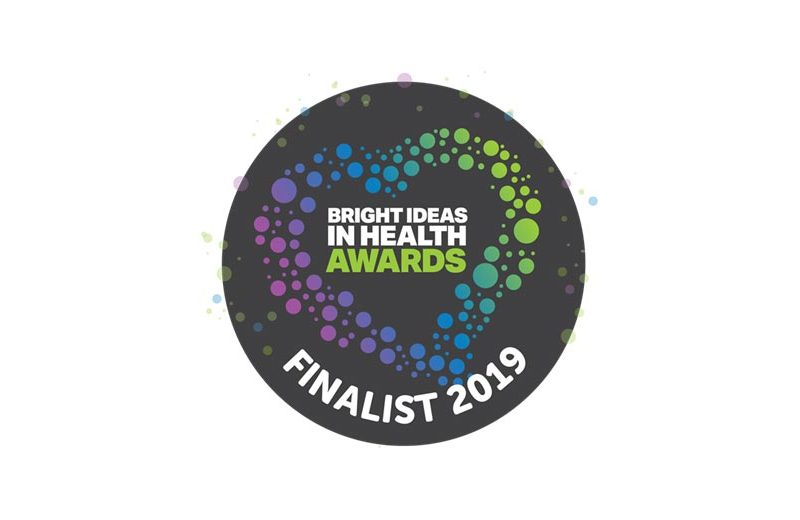 Bright Ideas in Health Awards 2019