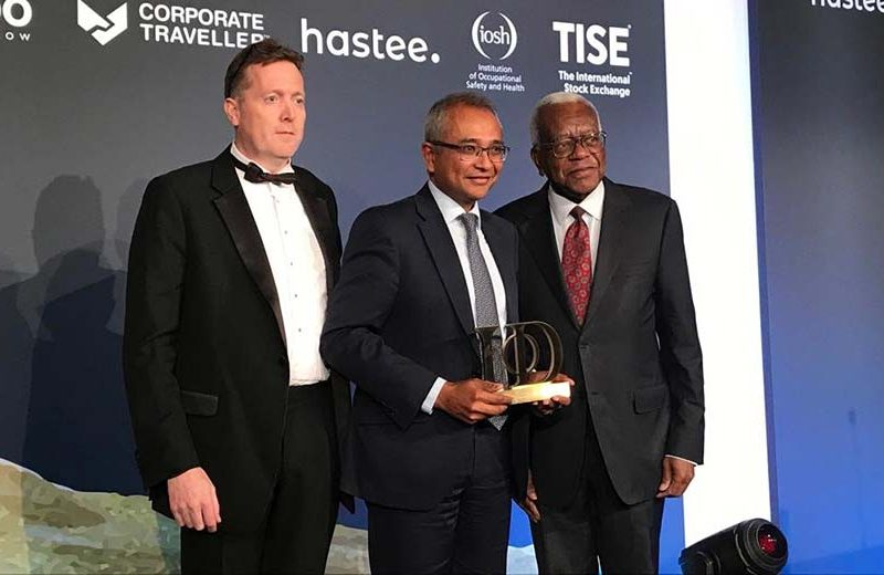 Institute of Directors (IoD) Director of the Year Award for Innovation