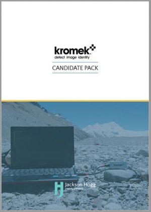 Kromek Candidate Pack