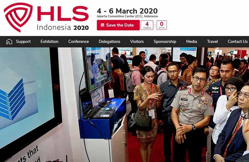 HLS Indonesia 2020 event