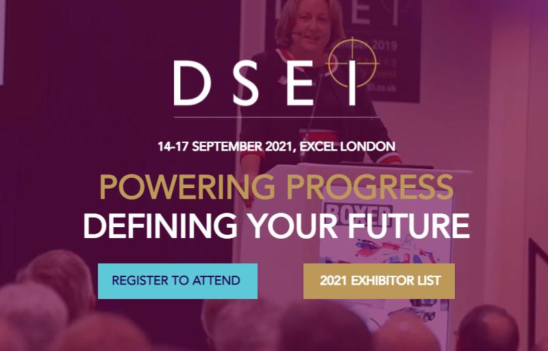 DSEI Event